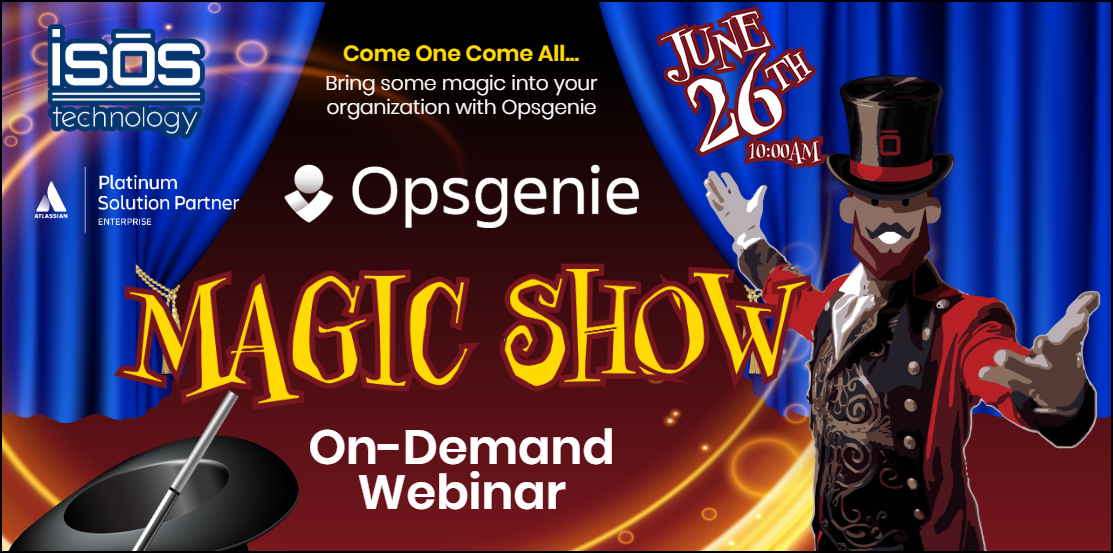 Opsgenie Magic Show